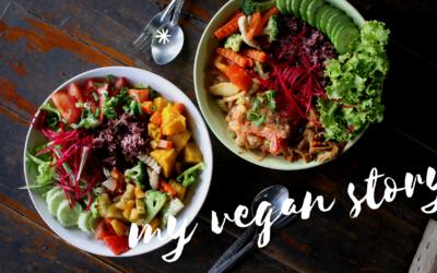Why I Am Vegan